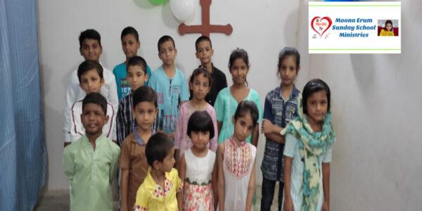MTV Moona Erum Sunday School Ministries